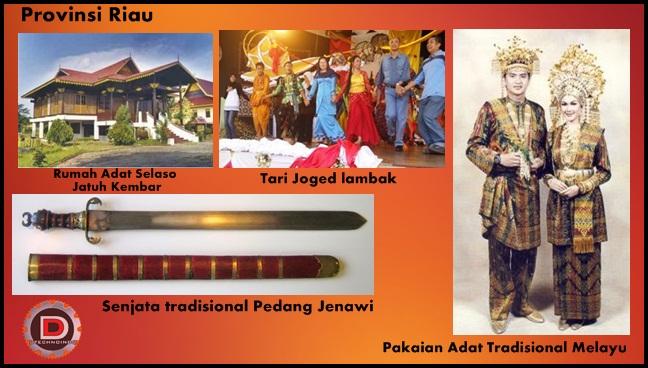 34 Nama Pakaian adat, Tarian Adat, Rumah Adat dan senjata ...