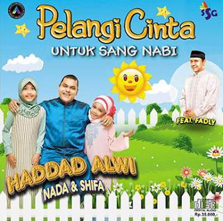 Lagu Religi Haddad Alwi Mp3 Album Pelangi Cinta Untuk Sang Nabi