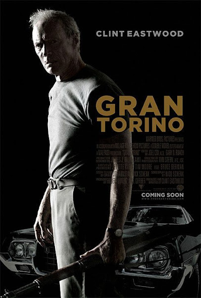 Poster of Gran Torino (2008) Dual Audio [Hindi-English] 720p BluRay ESubs Download