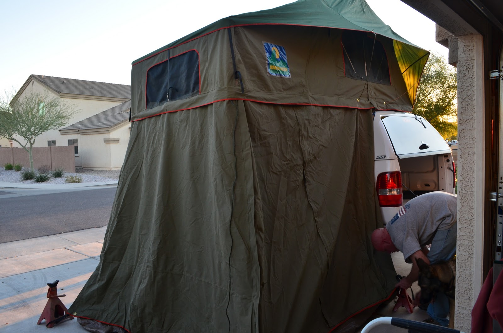 Tales From The Adventure Wife The Joys Of Roof Top Tents