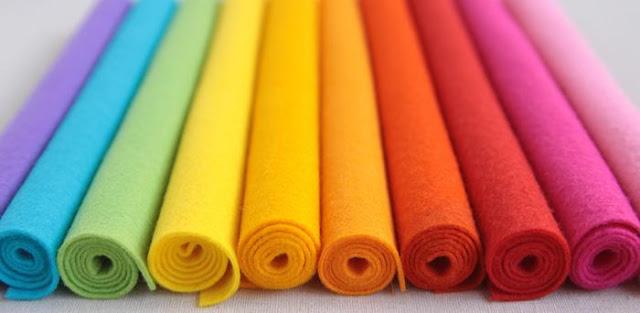 tempat pensil dari kain flanel