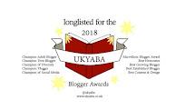 UKYABA 2018 Longlist