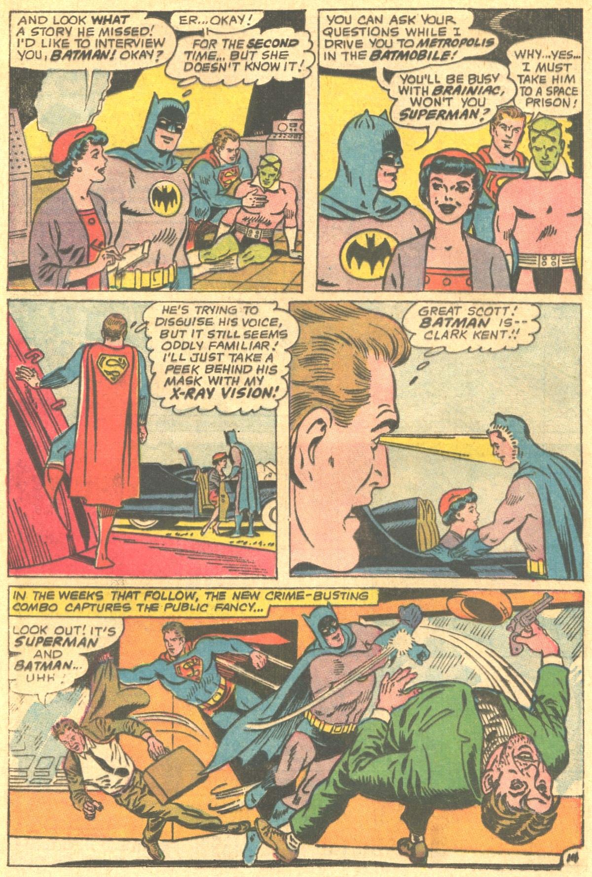 Read online World's Finest Comics comic -  Issue #167 - 20