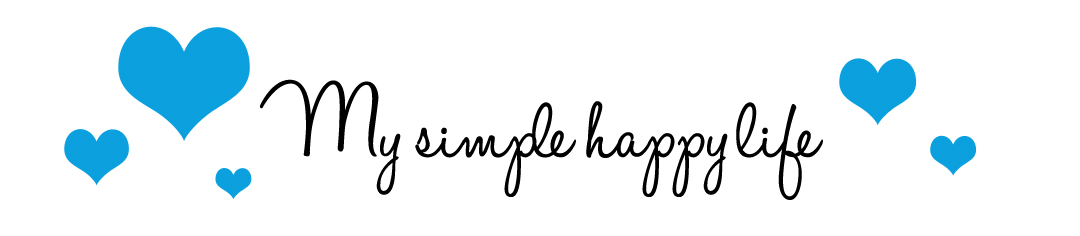 My simple happy life