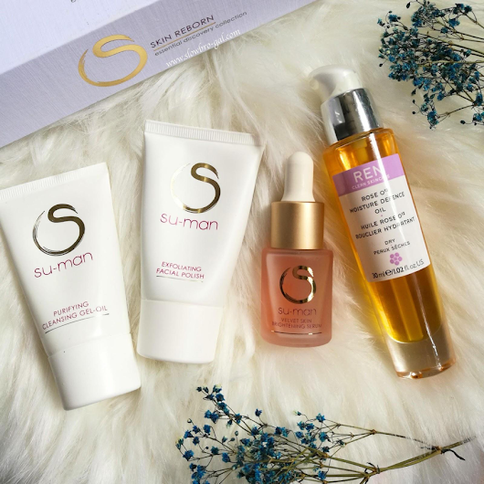 Cult Beauty Skincare from Caliata - Su-Man & REN