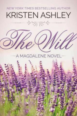 http://www.amazon.com/The-Will-Magdalene-Series-ebook/dp/B00HYIF9FW/ref=sr_1_1?ie=UTF8&qid=1397474862&sr=8-1&keywords=the+will+kristen+ashley
