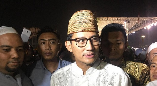 Sapa Pegiat UMKM Cianjur, Sandiaga Singgung 'Winter is Coming'
