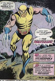 """Lobezno, protagonista de una de las portadas del cómic de """"Metrópoli Comic Con""""."""