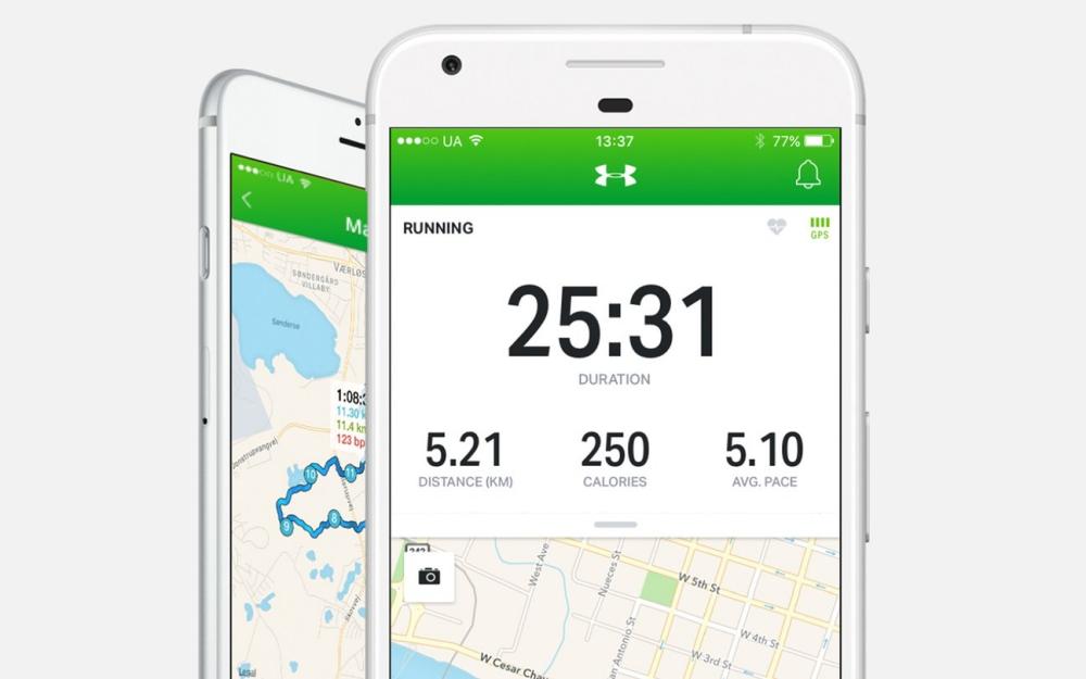 Abnehmen mit Lauf-Apps Endomondo App