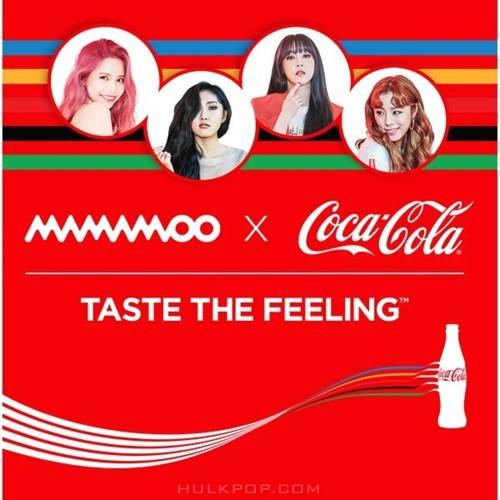 MAMAMOO – Taste The Feeling – Single