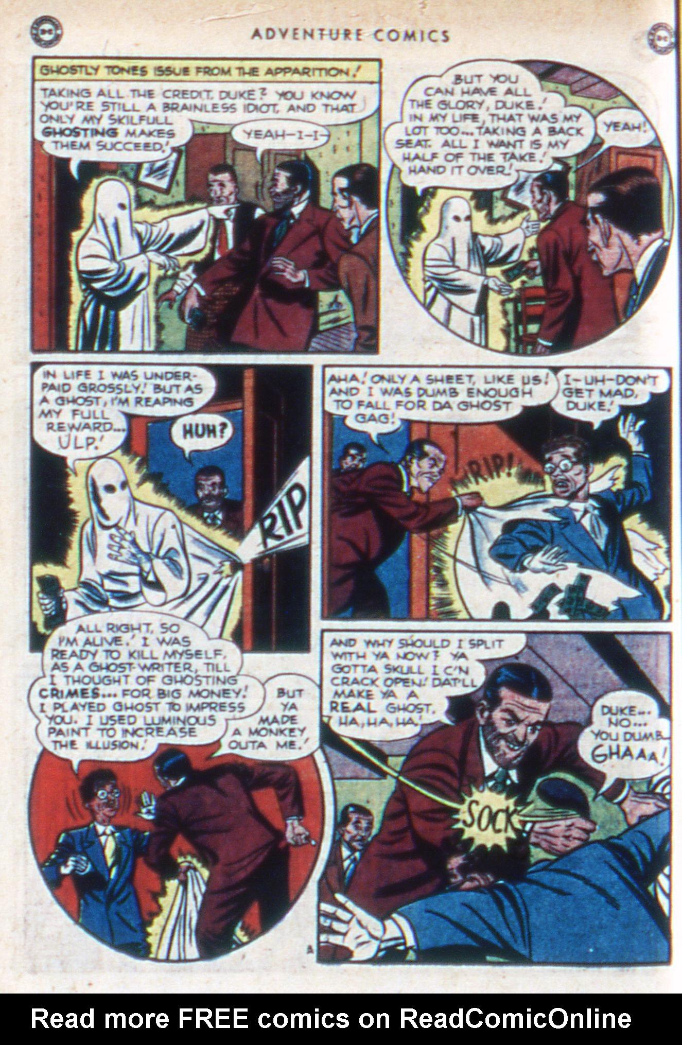 Read online Adventure Comics (1938) comic -  Issue #136 - 46