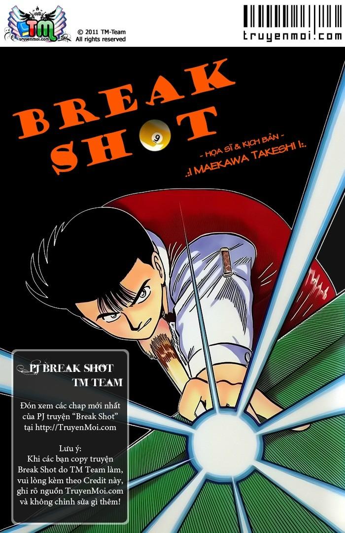 Break Shot chap 130 trang 1