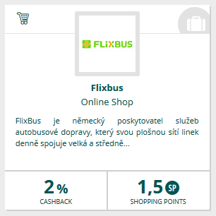 Flixbus - Cashback World - 2018