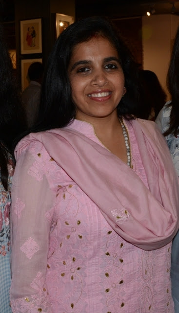 Rajasthan CM Vasundhara Rajes daughter-in-law Niharika Singh.