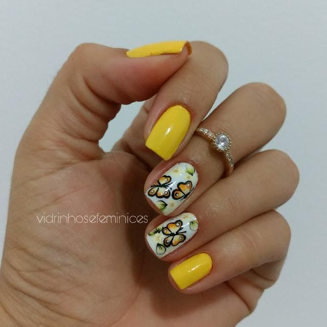 Luiza adesivos borboleta
