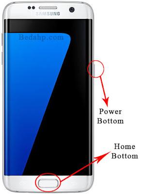Cara Screenshot Samsung Galaxy S2 S3 S4 S5 S6 S7 S8