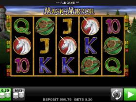 Jucat acum Magic Mirror Online Slot