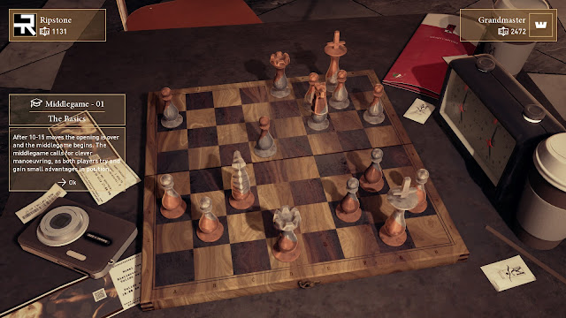 Ripstone chess game review
