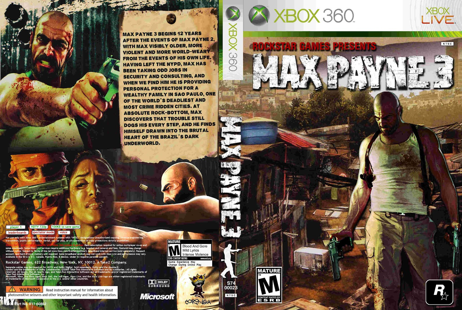 Max Payne® 2: The Fall of Max Payne. Max Payne® 2: The Fall of Max Payne.  ESRB. M (Mature); Blood; Intense Violence; Strong Language. Rating: 4.25 out of ...