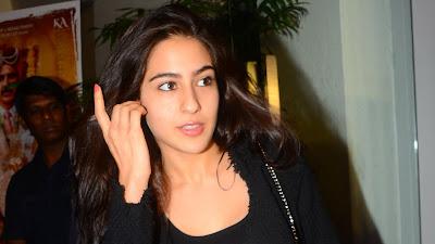 Kedarnath Movie Actres Sara Ali Khan Images & Wallpapers