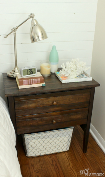 style your nightstand