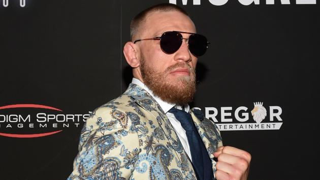 Conor McGregor storms UFC 223 media day, tried to assault fighters on card