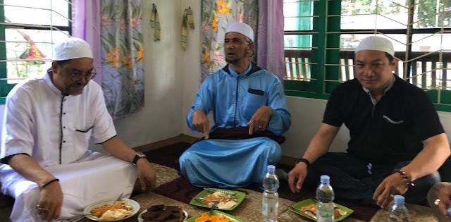 Kurang Disambut Ulama Setempat, KH. Ma'ruf Amin Pulang Dengan Tangan Kosong