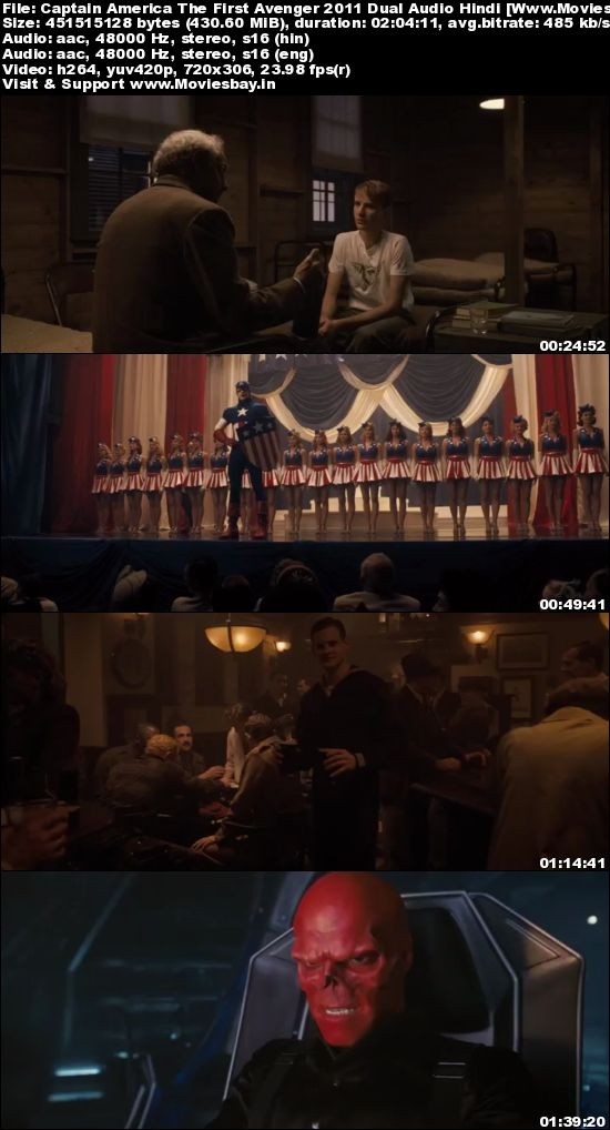 captain america first avenger download in hindi 480p