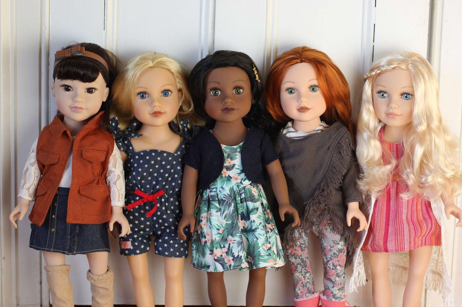 c9156249e64 For those of you that collect 18 inch dolls, do you have any Journey Girls?  Are you sad to see them go? Didn't Barnes and Noble have a doll line called  ...