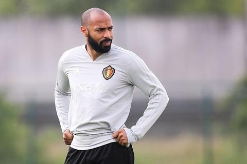 Thierry Henry tiếp quản sự nghiệp HLV