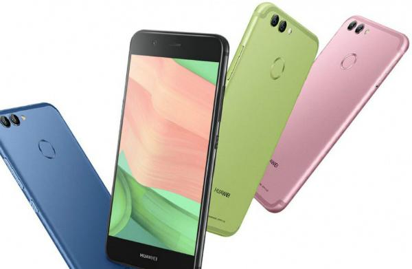 هواوي تكشف رسميا عن هاتفيها الجديدين Nova 2 و Nova 2 Plus
