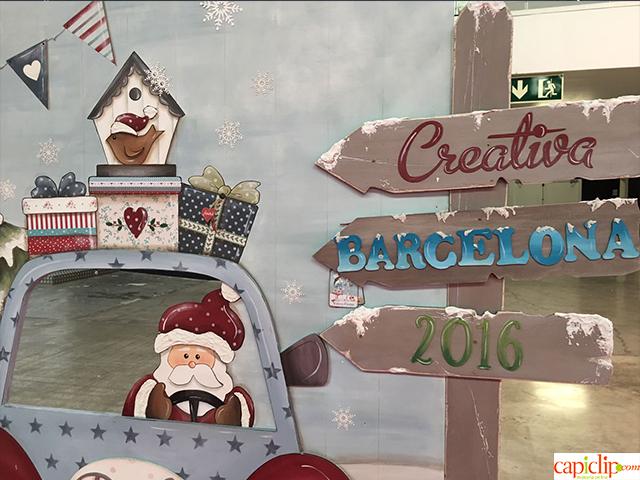 Capiclip tienda merceria on line las obras de arte - Feria de manualidades en barcelona ...