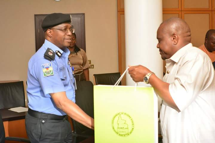 Image result for Rivers State Commissioner of Police, Francis Odesanya