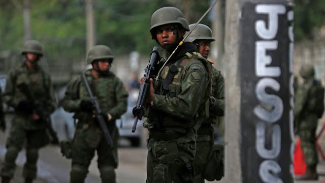 La Cámara de Diputados de Brasil aprueba la intervención del Ejército en Río de Janeiro