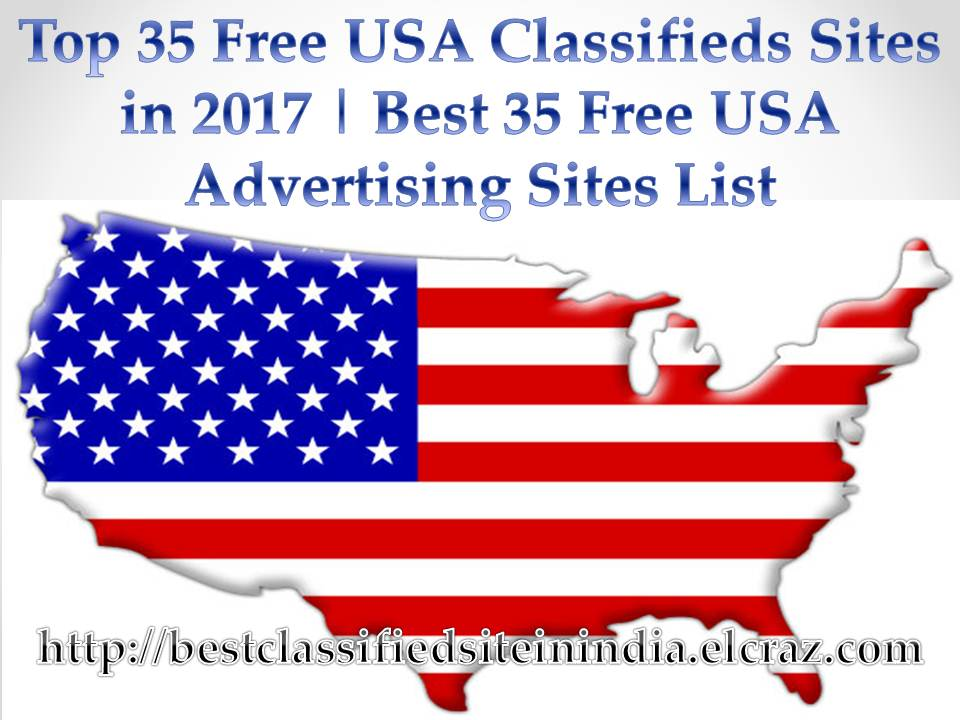 Top 35 Free USA Classifieds Sites in 2018 | Best 35 Free USA
