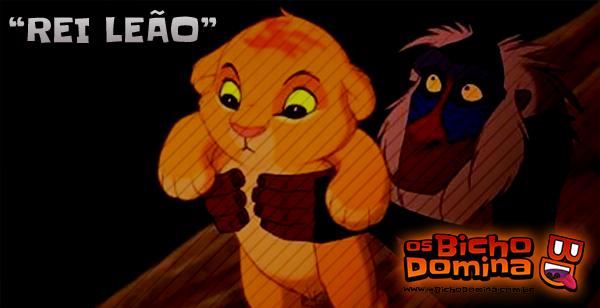 Rei Leão!!! ( ou era pra ser)