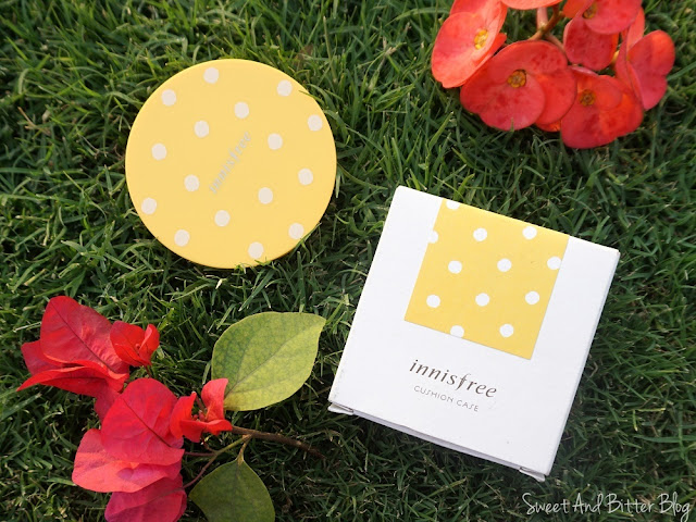 Innisfree Cushion Foundation Water Fit N23