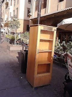 المكتبة اتسرقت لان المثقف احمق