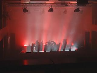 27.10.2016 Düsseldorf - Robert-Schumann-Saal: Explosions In The Sky