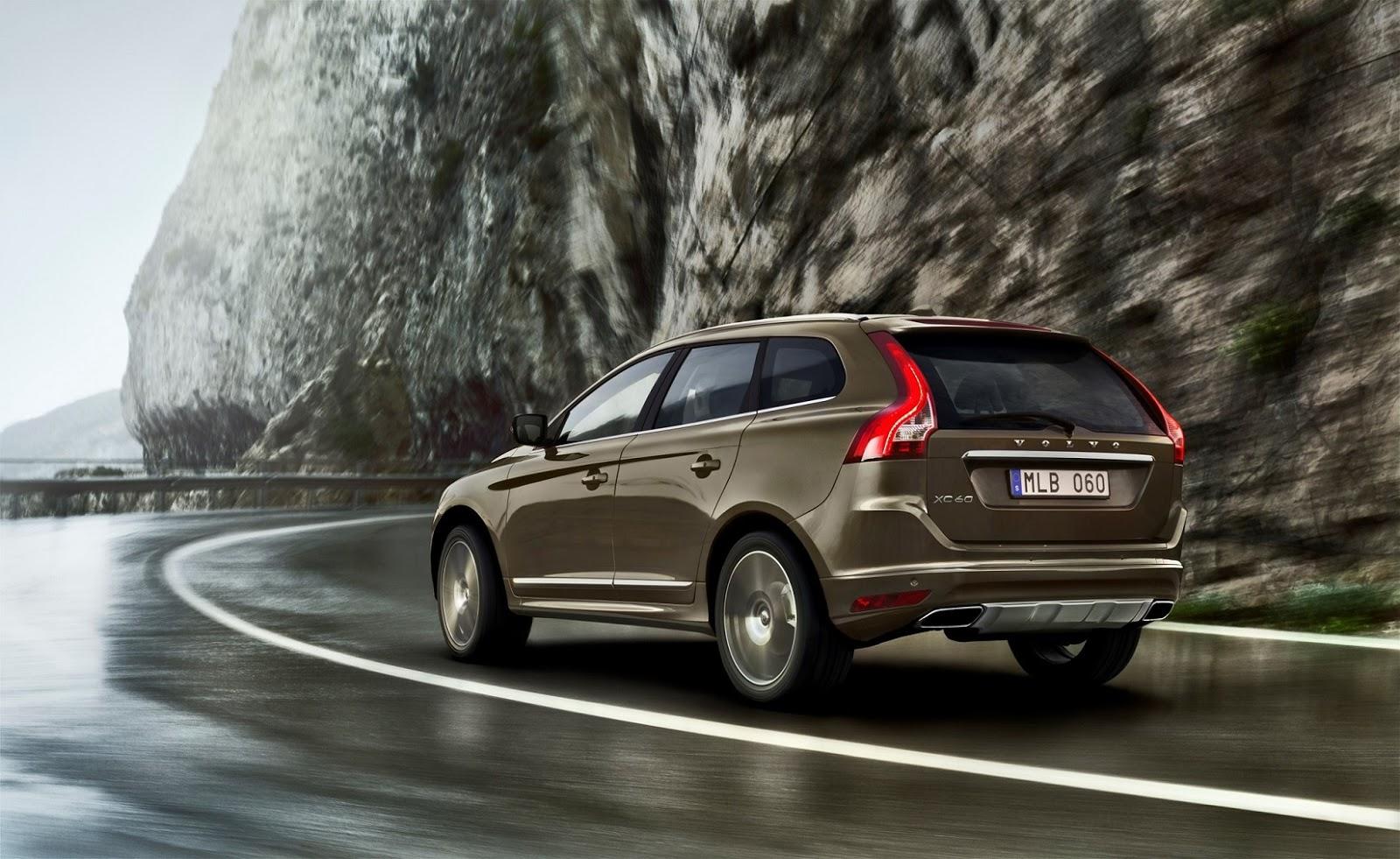VOLVO%2BXC60%25281%2529 Παγκόσμιο ρεκόρ πωλήσεων για τη Volvo