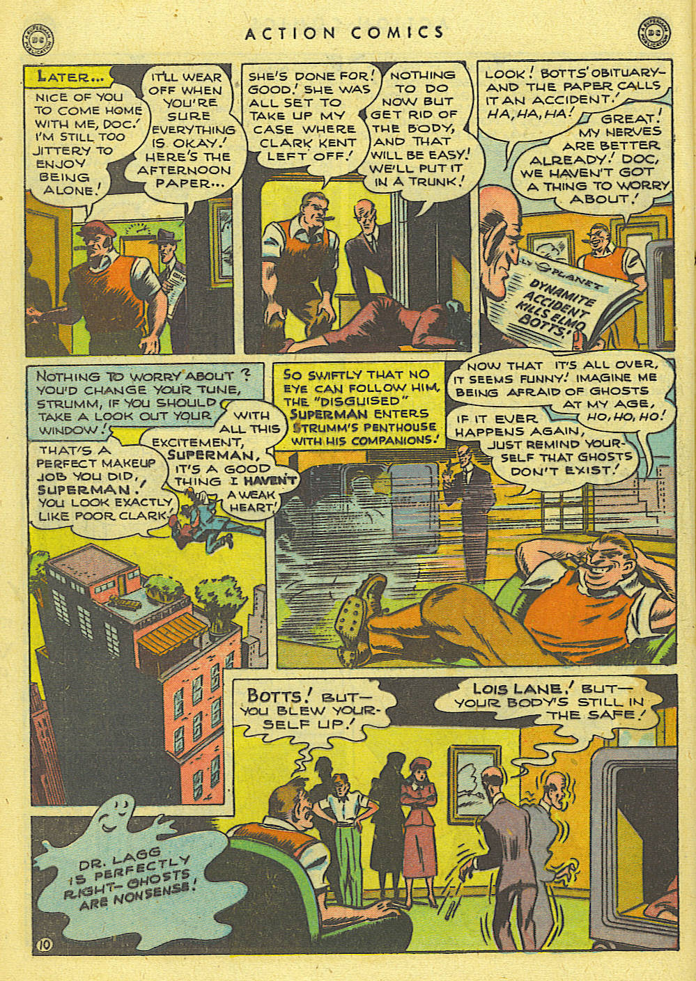 Read online Action Comics (1938) comic -  Issue #118 - 11