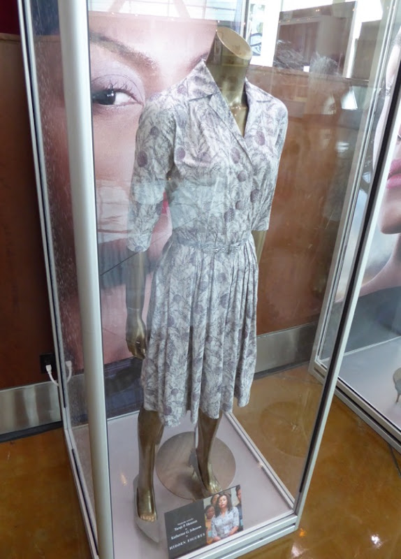 Taraji P Henson Hidden Figures Katherine Johnson costume