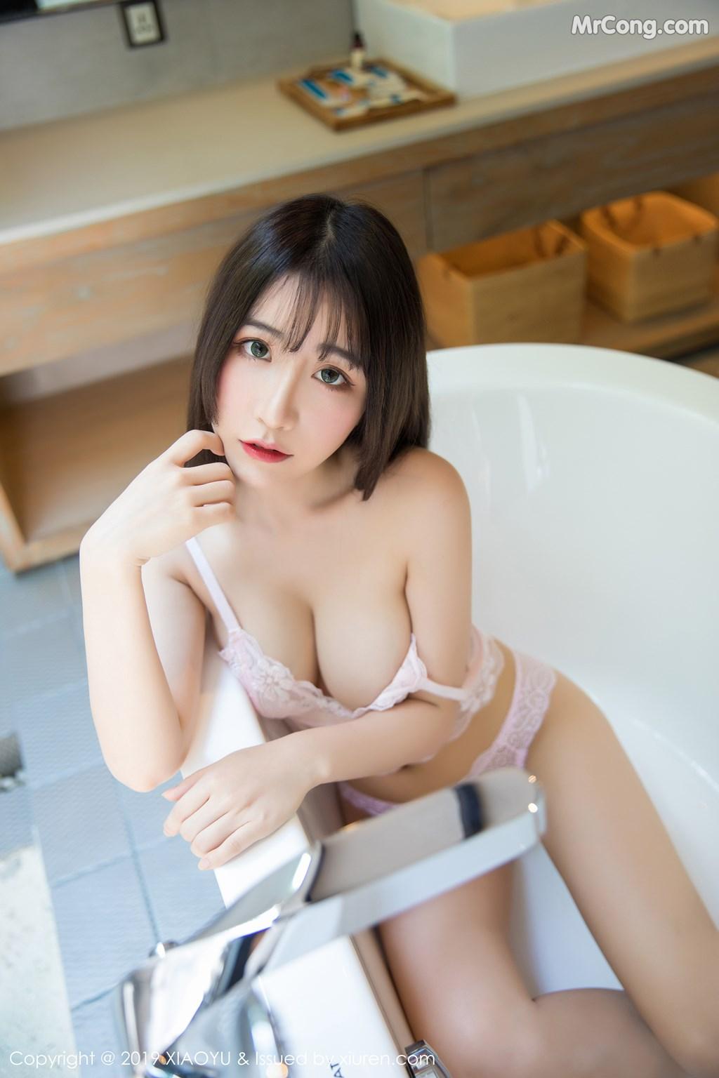 Image XiaoYu-Vol.147-Cherry-MrCong.com-046 in post XiaoYu Vol.147: 绯月樱-Cherry (66 ảnh)