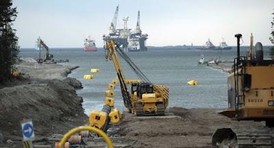 Газпром дотянет Турецкий поток до границы Турции с ЕС
