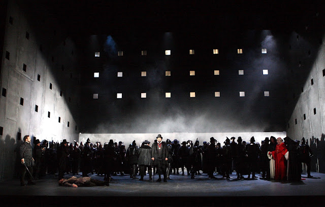Act Four finale - Verdi: Don Carlo - Royal Opera - ©ROH, Photo Catherine Ashmore