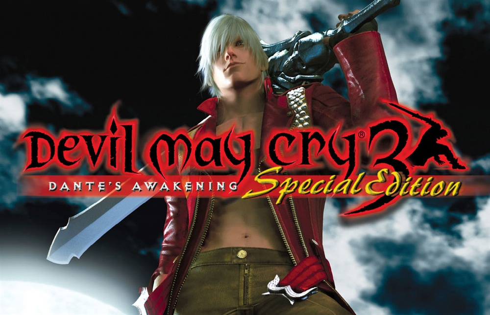 Devil May Cry 3 Special Edition Download Poster