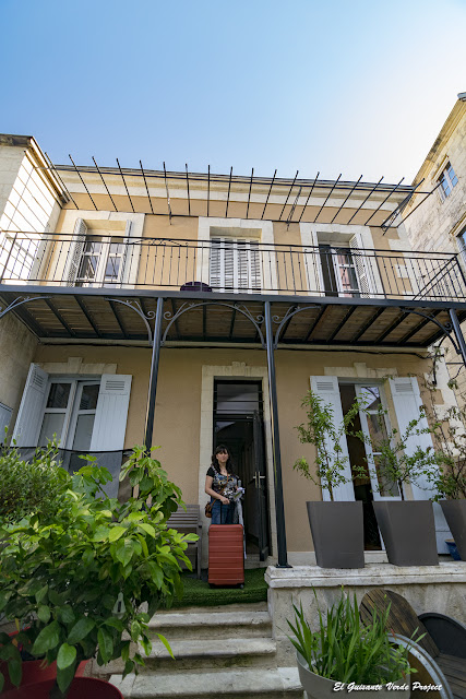 La Petite Cour - Perigueux, Francia por El Guisante Verde Project