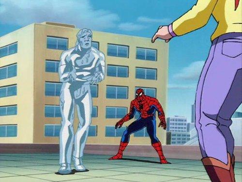Spiderman season 5
