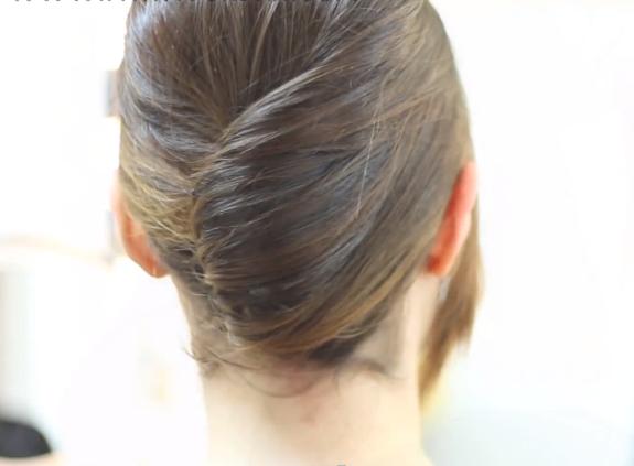 Peinados Faciles Y Elegantes Para Cabello Largo