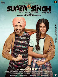 Super Singh First Look Poster